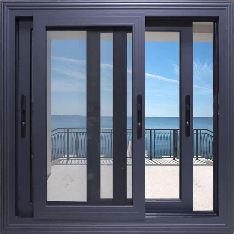 Các loại thanh nhôm làm cửa rất chắc chắn, bền đẹp