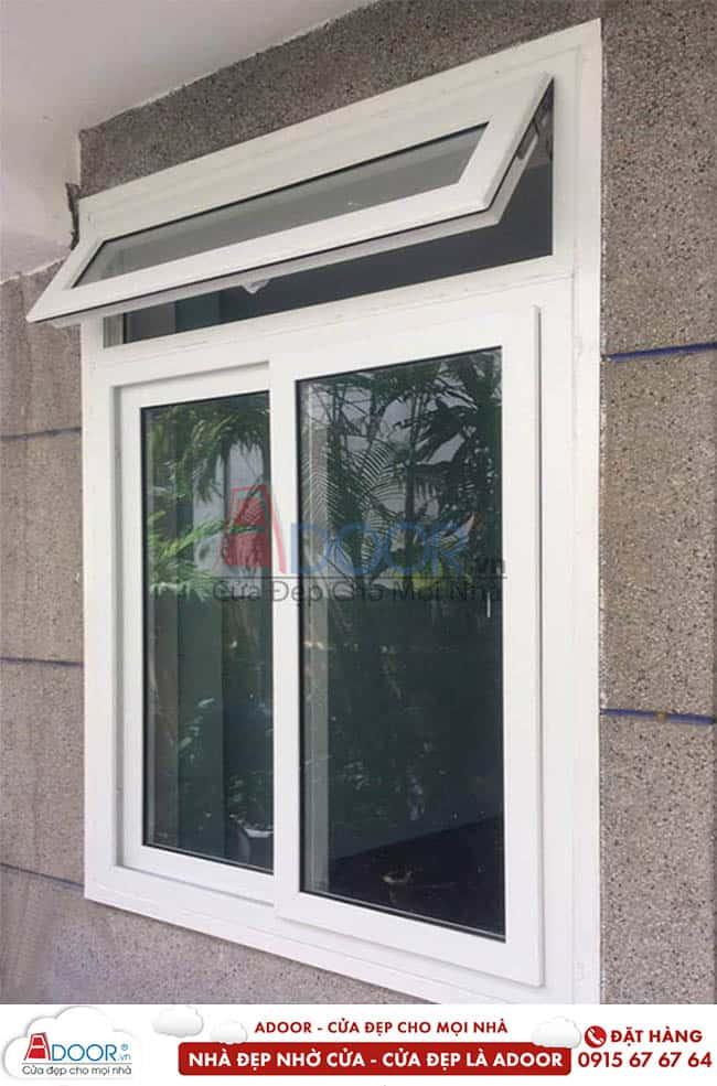 nên làm cửa sổ lùa hay mở quay