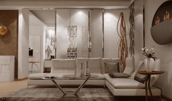 cửa kính cường lực đà nẵng dành cho phòng khách