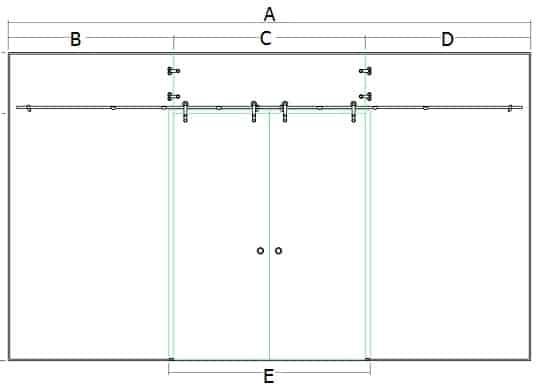 Đặc điểm cấu tạo của cửa