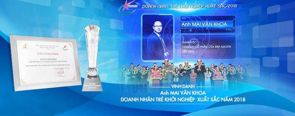 CEO cửa kính cường lực tphcm - Anh Mai Văn Khoa