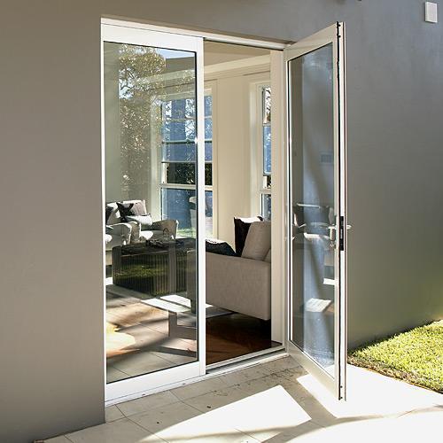 Mẫu cửa 2 cánh mở quay cao cấp phòng khách