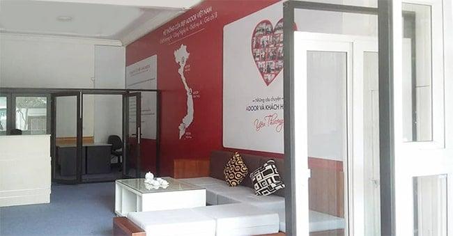 Văn phòng Adoor Hà Tĩnh