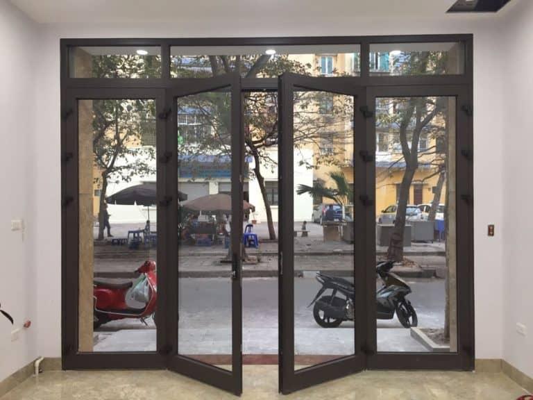 Địa chỉ lắp đặt cửa nhôm Đà Nẵng