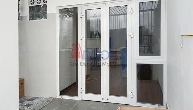 lưu ý khi thiết kế cửa