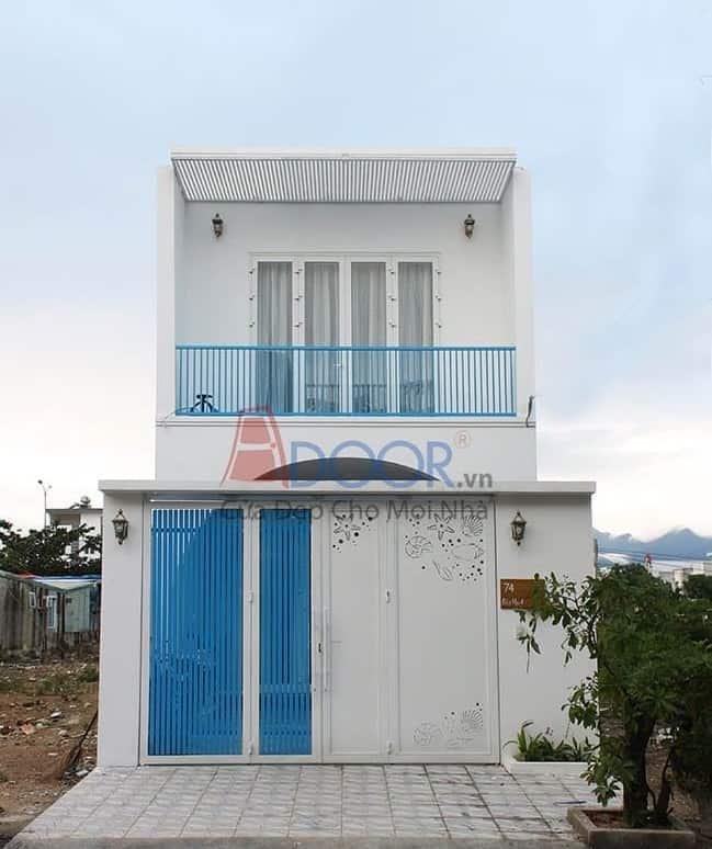 kích thước cửa chính nhà ống theo lỗ ban chuẩn phong thủy
