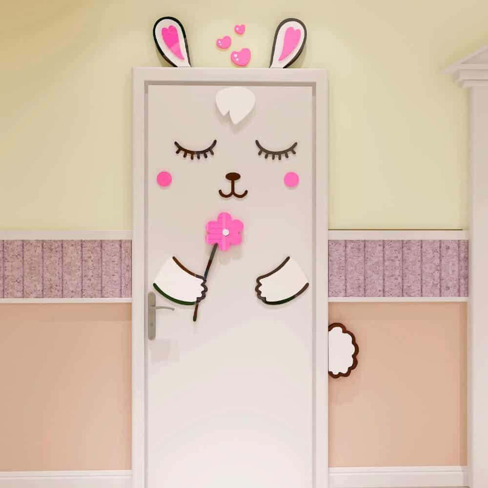 Kích thước cửa chuẩn thông qua phòng ngủ trẻ em