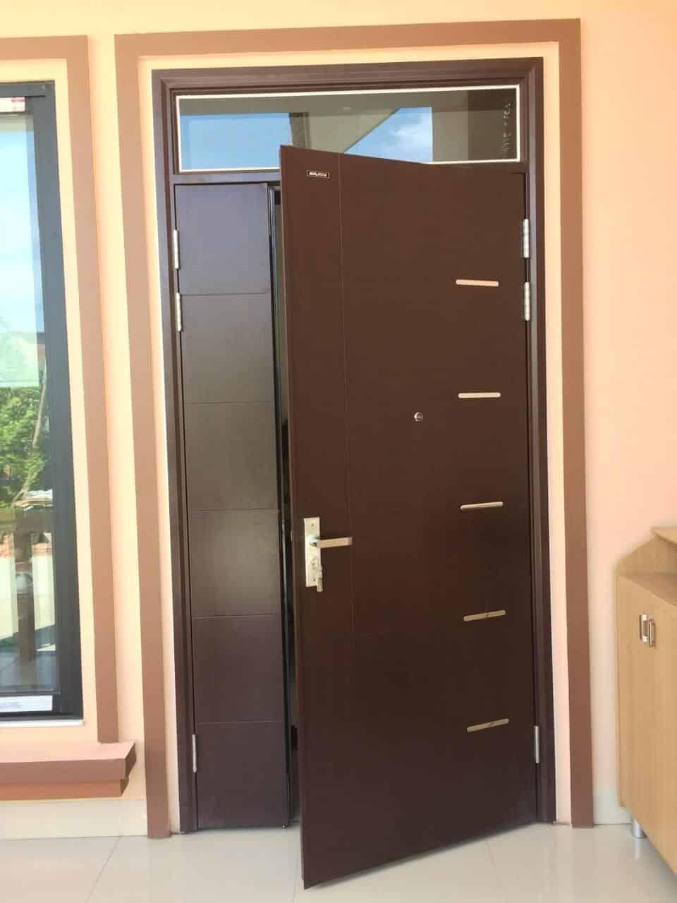 cửa cách âm phòng ngủ