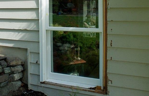 dấu hiệu cần thay cửa sổ mới