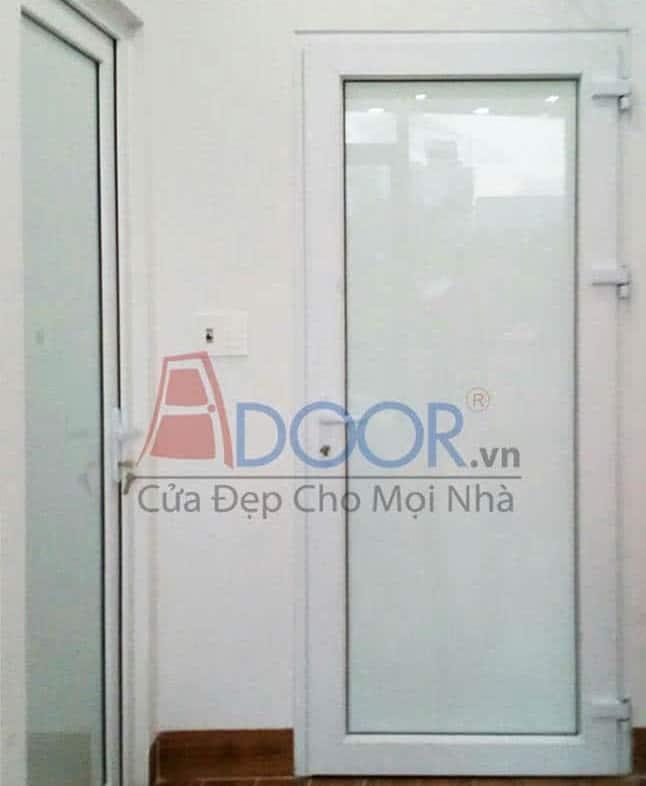 kích thước cửa nhà vệ sinh đẹp theo phong thủy