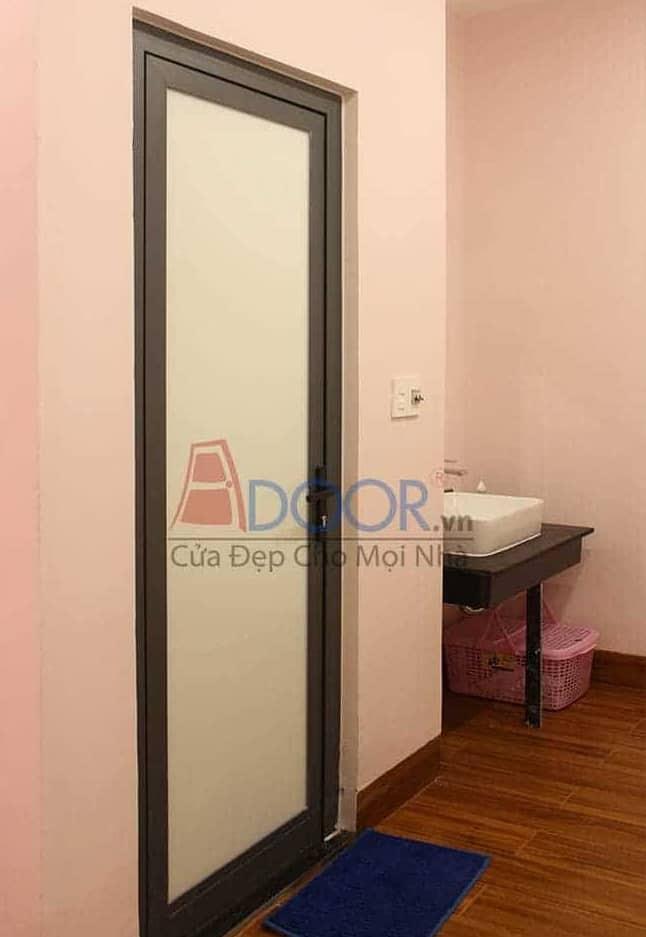 Kích thước chuẩn phong thủy nhất cho cửa nhà vệ sinh