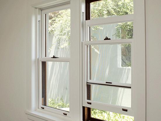 Cửa sổ nhôm kính mở trượt (lùa)