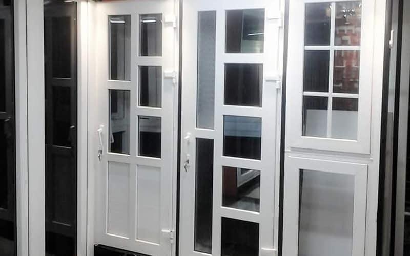 kích thước khung cửa nhựa lõi thép