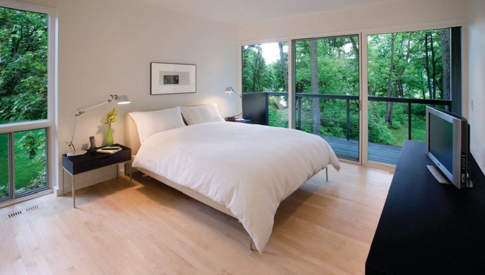 Tư vấn chọn cửa nhà cho phòng ngủ đẹp