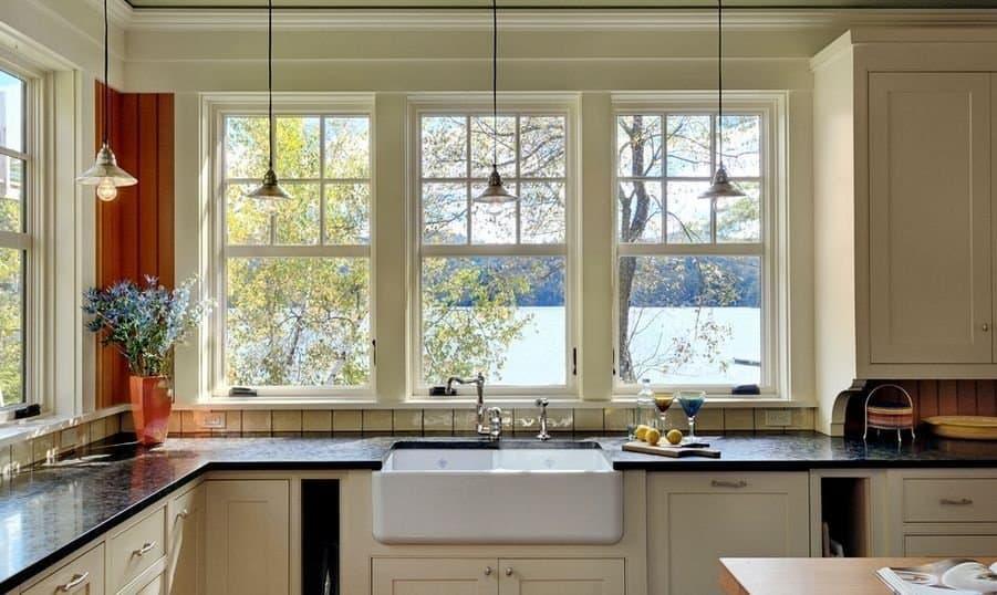 Tư vấn chọn cửa nhà cho phòng bếp