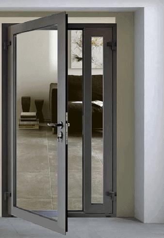 Thiết kế cửa nhôm 95 sang trọng, tính thẩm mỹ cao