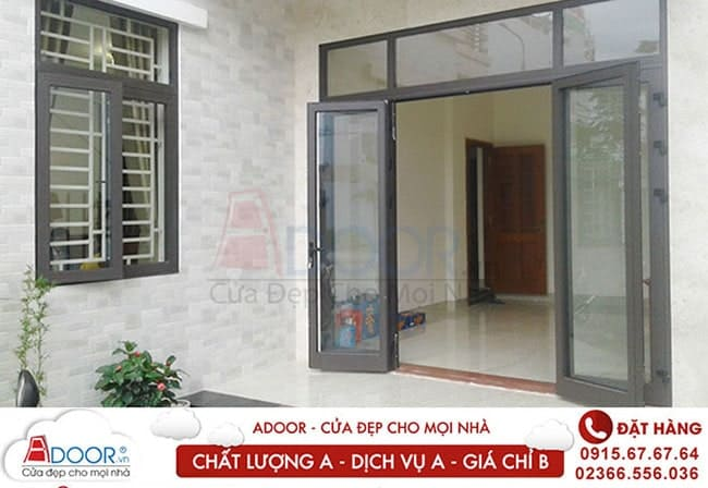 cửa nhôm Xingfa 93