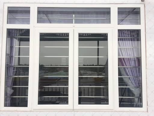 Mẫu khung bảo vệ cửa sổ đẹp
