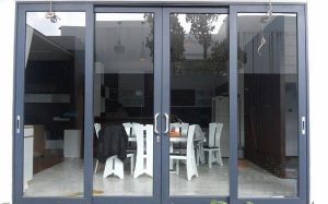 Kích thước khuôn cửa nhôm kính