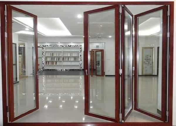 Kích thước cửa đi nhôm kính