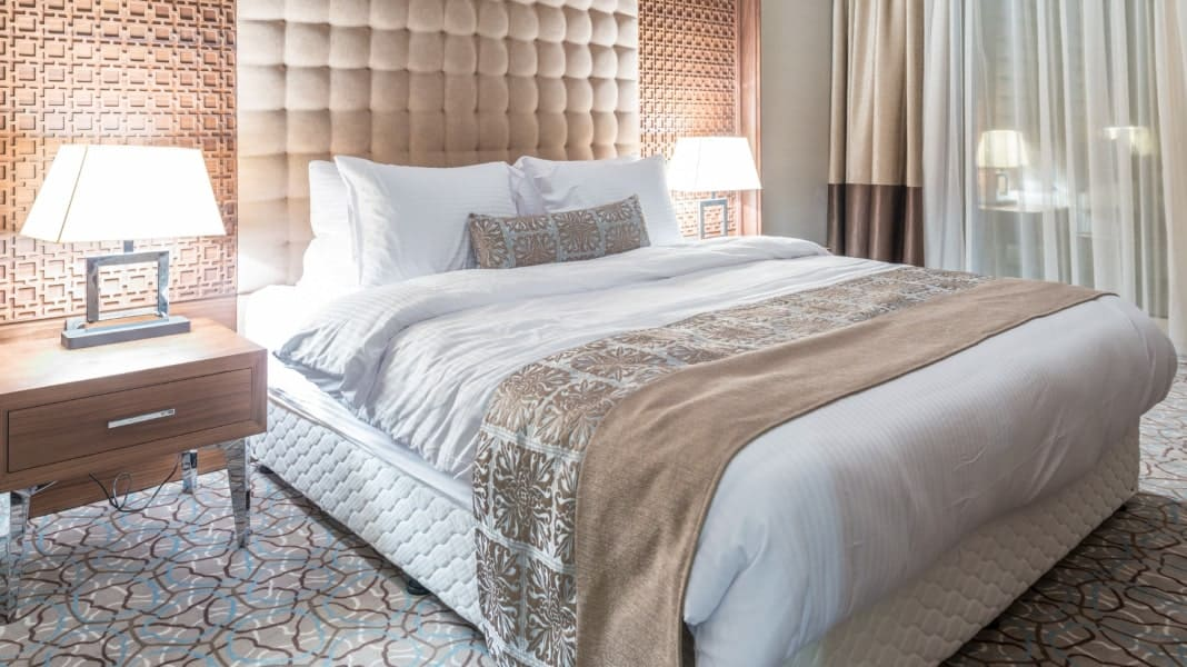 làm sao để phòng ngủ luôn thơm bằng ga trải giường