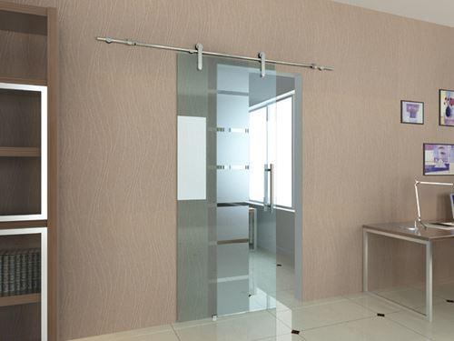 Lắp đặt cửa kính cường lực phòng ngủ đẹp Adoor