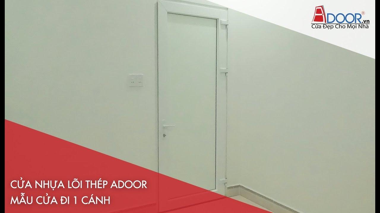 Mẫu cửa phòng vệ sinh đơn giản