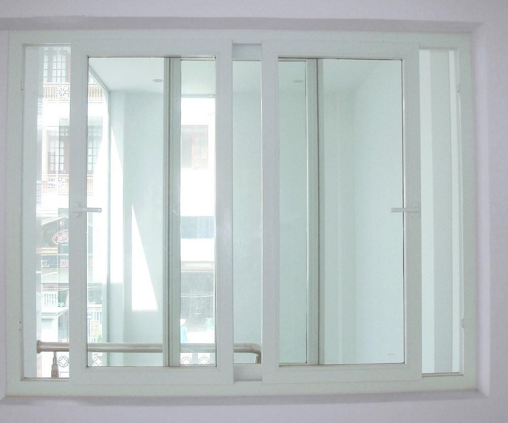 Đơn giá cửa sổ nhựa lõi thép 3 cánh mở lùa