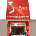 Chi nhánh của công ty cửa đẹp Adoor Việt Nam trên toàn quốc