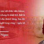 Cảm nhận khách hàng khi mua cửa tại Adoor